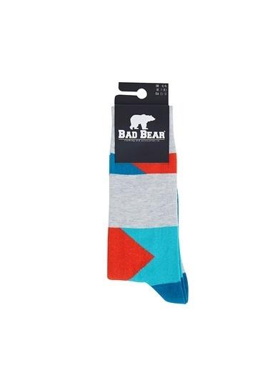 Bad Bear Çorap Gri